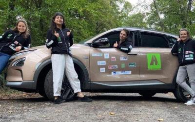 Team BtX gewinnt Creativity Challenge der 24h Hydrogen Rally