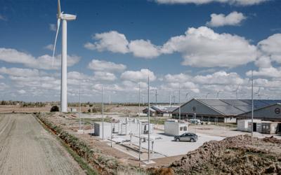 eFarm: Pilotprojekt für Wasserstoffmobilität in Nordfriesland
