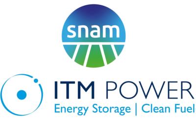 Snam and ITM Power kooperieren im Bereich Wasserstoff-Technologien