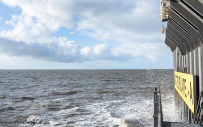 Neue Antriebe für die Mittelplate-Versorgerflotte