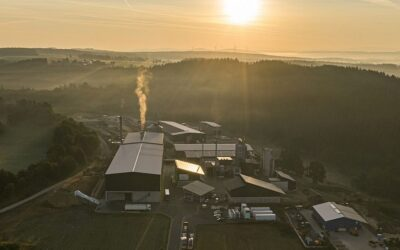 Siemens errichtet Wasserstoff-Quelle für Nordbayern