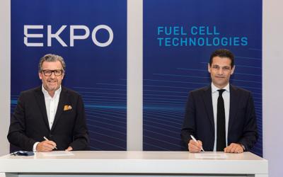 ElringKlinger und Plastic Omnium gründen Joint Venture für Brennstoffzellen