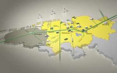 EWE und Gasunie kooperieren beim Thema Wasserstoff