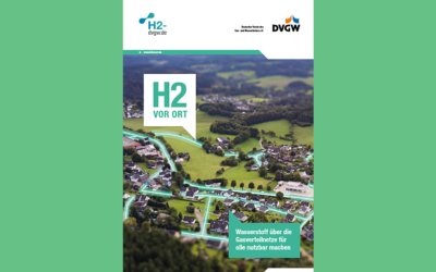 H2vorOrt: Gasverteilnetze sind das Rückgrat der Energiewende