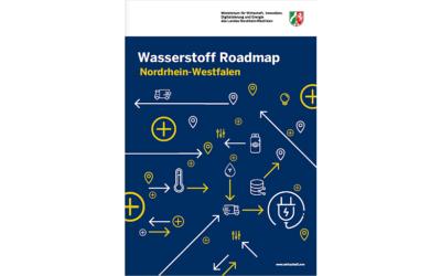 NRW stellt Weichen für Wasserstoffwirtschaft