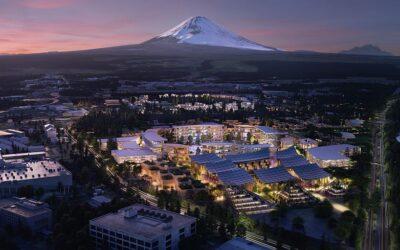 Woven City: Die erste nachhaltige und vernetzte Stadt