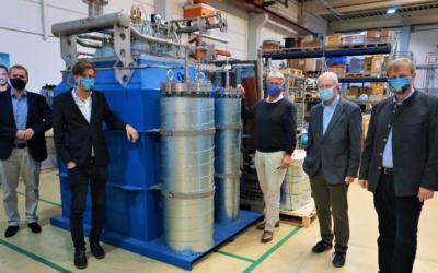 Regionaler Wasserstoff aus Biomasse