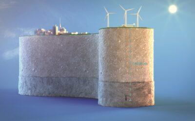 Baubeginn des unterirdischen Wasserstoffspeichers von EWE