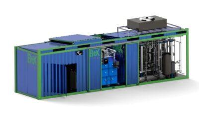 Fachbericht: Grüner Wasserstoff aus Biogas