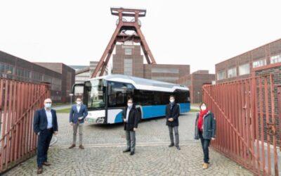 Ruhrbahn testet Einsatz von Brennstoffzellenbussen