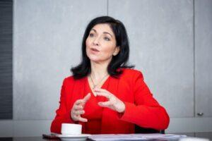 Katherina Reiche im Interview über den Wasserstoff-Hochlauf