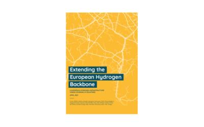 Bis zu 40.000 km Wasserstoffnetz in Europa anvisiert