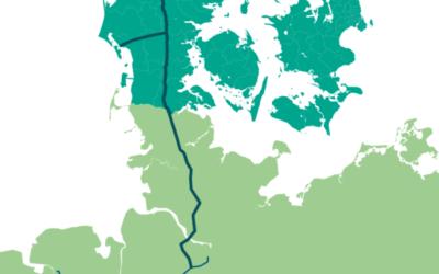 Dänisch-deutsche Pipeline für den Wasserstofftransport