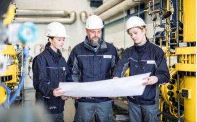 Gasnetz Hamburg erweitert Wasserstoffnetz