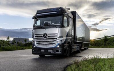 Daimler Truck und Shell kooperieren bei Wasserstoff-Tankinfrastruktur