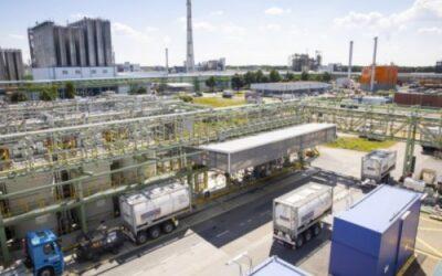 Anlage zur Einspeicherung von Wasserstoff in LOHC entsteht in Dormagen