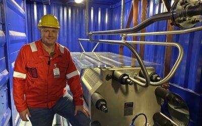 AEG Power Solutions liefert Stromversorgungssystem für Wasserstoffpilotanlage in Schweden