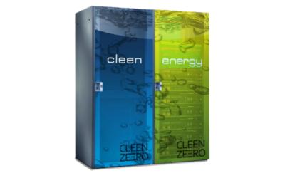 Cleen Energy bringt serienfähigen Wasserstoffspeicher auf den Markt