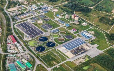 Grünen Wasserstoff aus Abwasser erzeugen