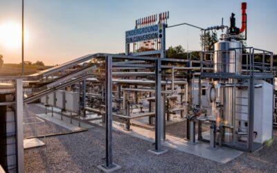 Underground Sun Conversion: Aus Wasserstoff und Kohelndioxid wird Methan