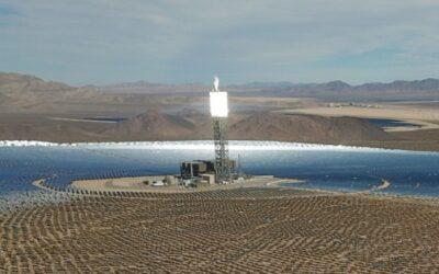 Solare Energie für grünen Wasserstoff