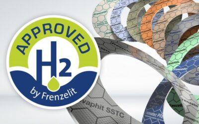 Neue Wasserstoff-Zertifizierung für Dichtungen