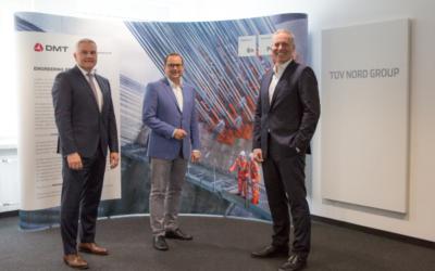 TÜV Nord Group ist neues Mitglied im H2-Beirat der Stadt Essen