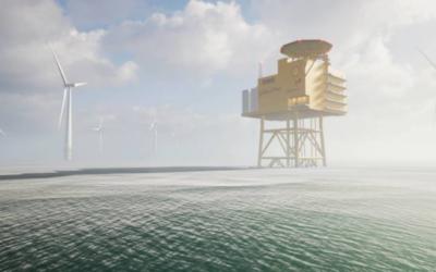 Projekt AquaSector startet Machbarkeitsstudie für Offshore-Wasserstoffpark