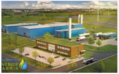 Dezentrale Energiefabrik geht in Betrieb