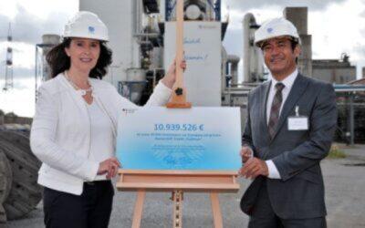 Air Liquide baut Elektrolyseur in Oberhausen