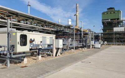Fraunhofer startet Referenzfabrik für Elektrolyseur-Massenproduktion