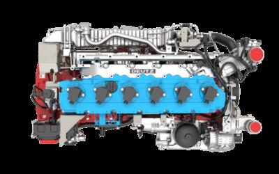 Deutz bringt ersten Wasserstoffmotor auf den Markt