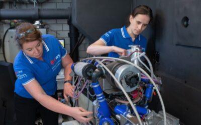 Projekt für wasserstoffelektrische Antriebe in der Luftfahrt erhält BMWi-Förderung