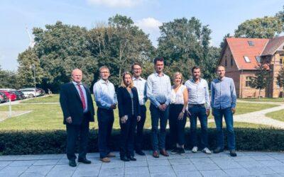 Enetrag und Sunfire starten Kooperation zum Betrieb eines 10-MW-Druck-Alkali-Elektrolyseurs