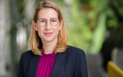 Manuela Blaicher ist Abteilungsleiterin im Power-to-X-Team von Enertrag