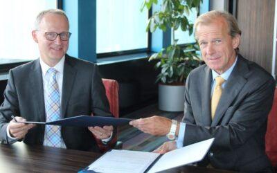 Kooperation zwischen Uniper und Hafenbetrieb Rotterdam für Produktion grünen Wasserstoffs