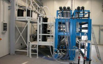 Grüner Wasserstoff aus Bergbauwässern