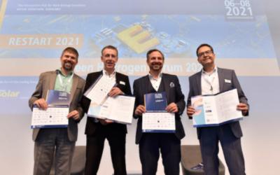 Green Hydrogen Manifest auf der Smarter E Europe vorgestellt